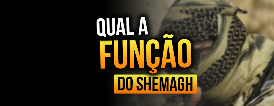 Para que serve o Shemagh no Airsoft?